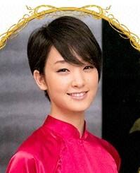 ドラマ『大使閣下の料理人』剛力彩芽ちゃんのショート髪型