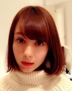 トリンドル玲奈の新しい髪型 日本有線大賞  日本有線大賞 トリンドル玲奈の新しい髪型 正面 日本
